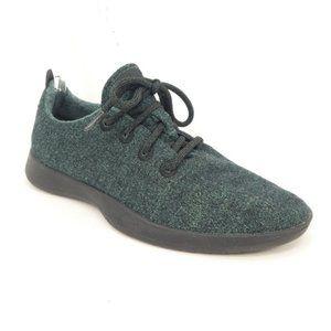 Rare Allbirds Green Wool Runners Sneakers